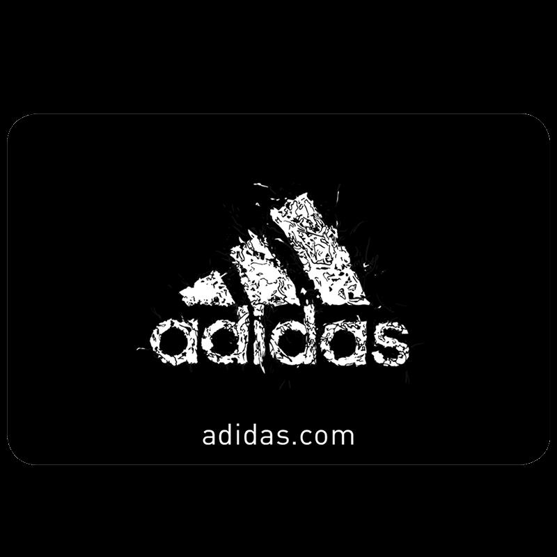 Adidas Gift Card $50