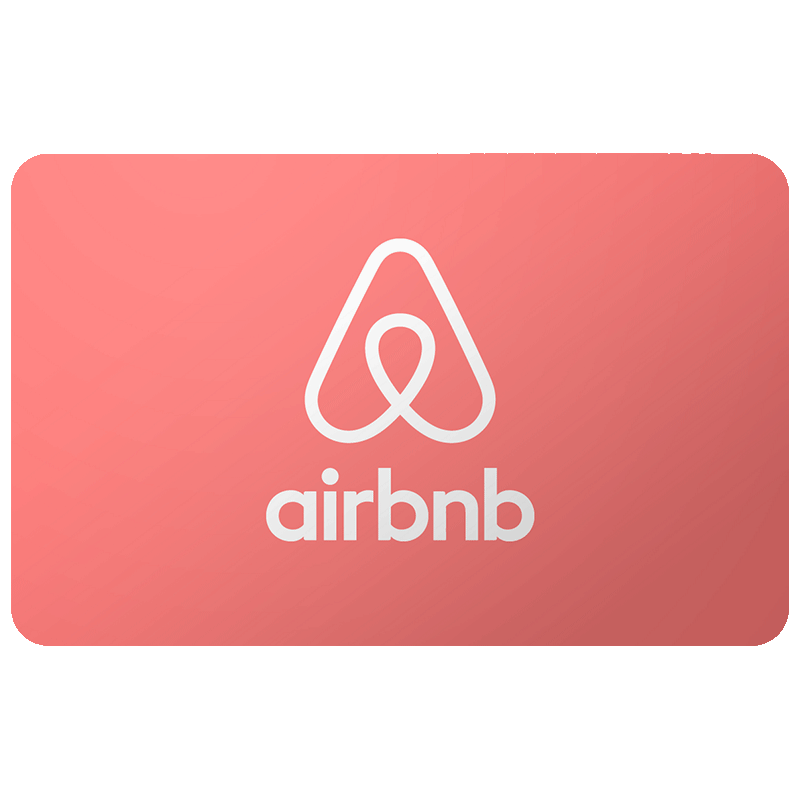 AirBnB Gift Card $50