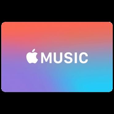 Apple Music Gift Card $99