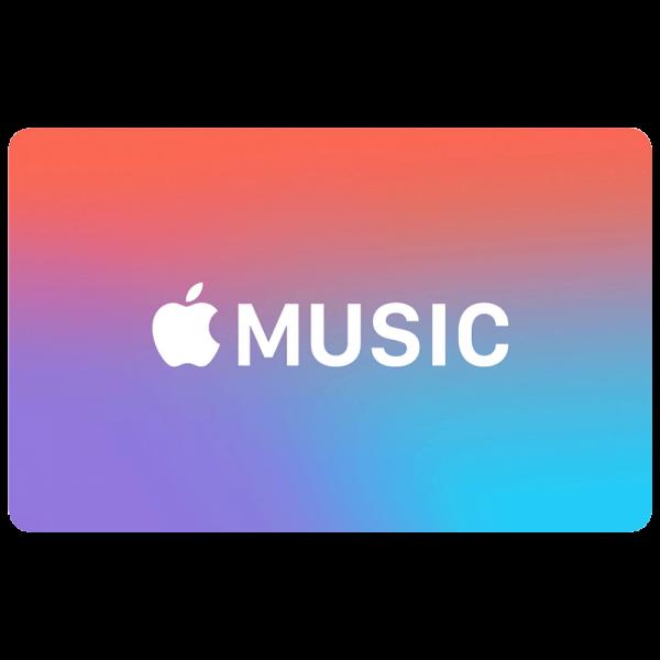 Apple Music Gift Card $29.77