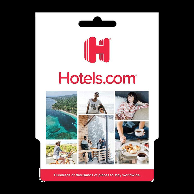 Hotels.com Gift Card $100