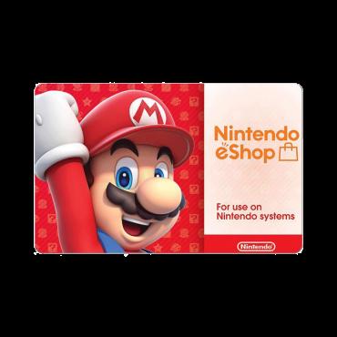 Nintendo Gift Card 35 CAD