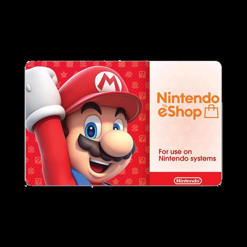 Nintendo Gift Card 20 CAD