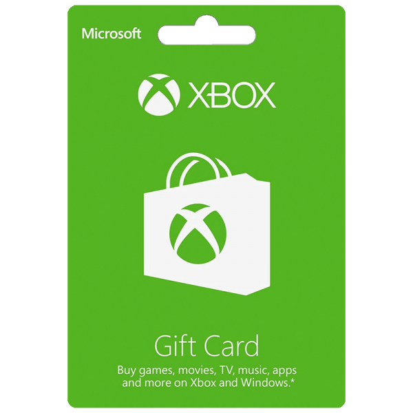 Xbox Gift Card 100 CAD