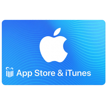 Apple Store & Itunes Gift Card 10 EUR