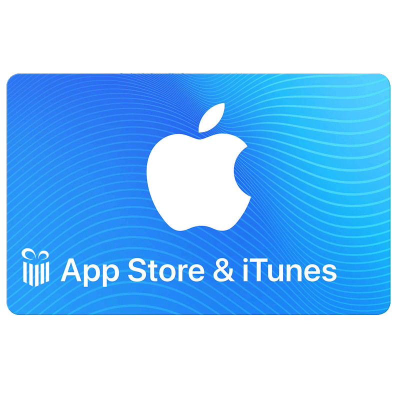 Apple Store & Itunes Gift Card 25 EUR