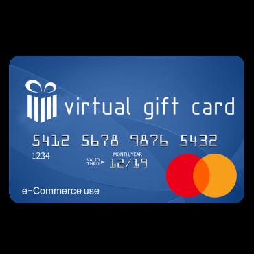 Mastercard® Gift Card 60 HKD