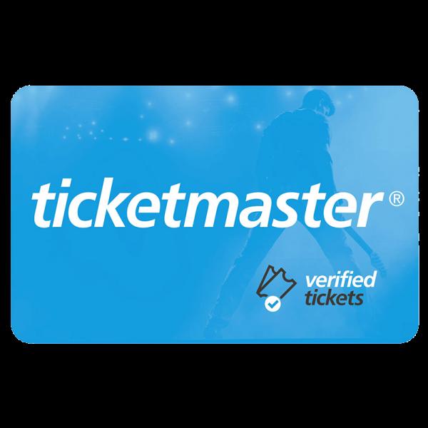 Ticketmaster UK Gift Card 100 GBP